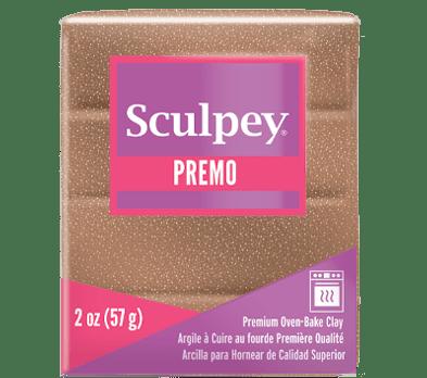 Полимерна глина Premo! Accents Sculpey, 57g Глина Premo! Accents Sculpey, 57g,Rose Gold Glitter