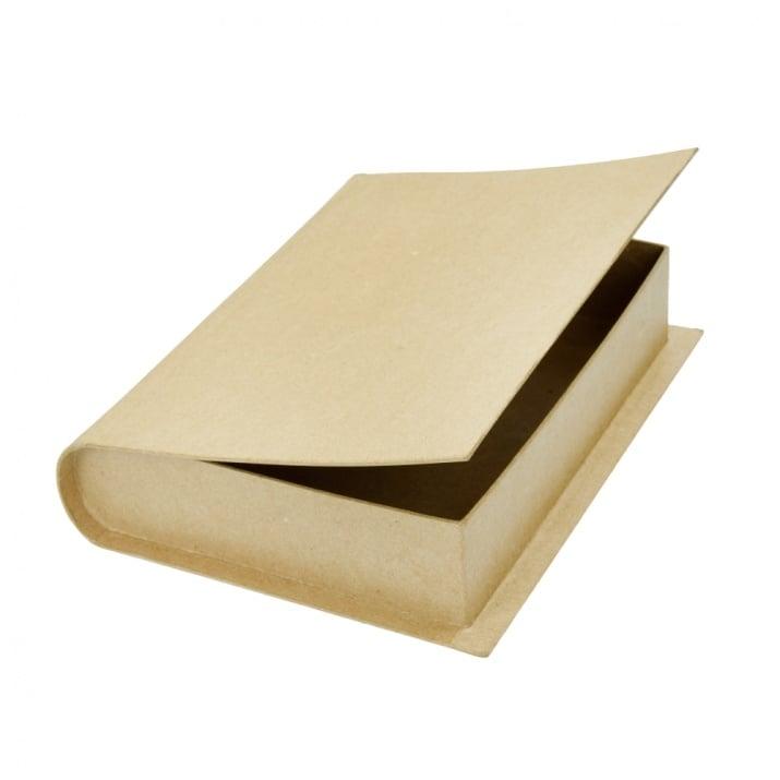 Алуминиево фолио, 20 х 30 см / 0,15 мм, 3 бр., двуцветно - червено и сребристо Кутия от папиемаше, Книга, 23 х 18 х 5 cm, кафява