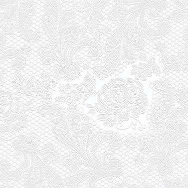 Алуминиево фолио, 20 х 30 см / 0,15 мм, 3 бр., двуцветно - червено и сребристо Салфетка PPD, 25 x 25 cm, пак.20 бр.