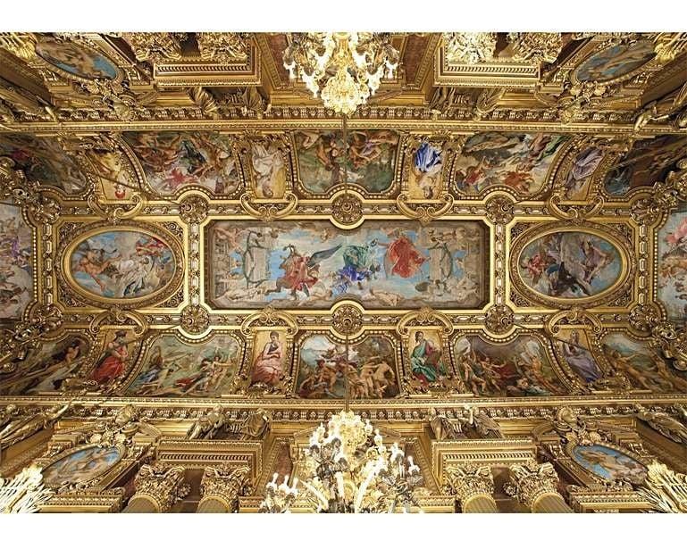 Пъзел художествен WENTWORTH, Opera Garnier, 250 части
