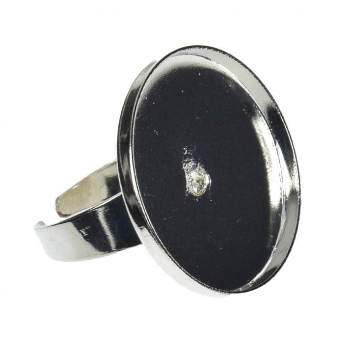 Алуминиево фолио, 20 х 30 см / 0,15 мм, 3 бр., двуцветно - червено и сребристо Пръстен за микромозайка,кръгъл,o 25 mm,посребрена