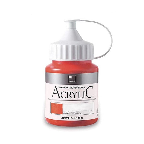Акрилни бои ARTISTS' ACRYLIC Акрилна боя ARTISTS' ACRYLIC, 250 ml, Brown Red