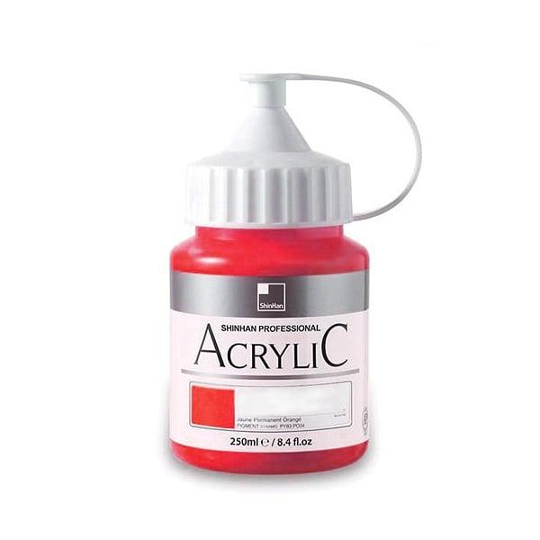 Акрилни бои ARTISTS' ACRYLIC Акрилна боя ARTISTS' ACRYLIC, 250 ml, Carmine
