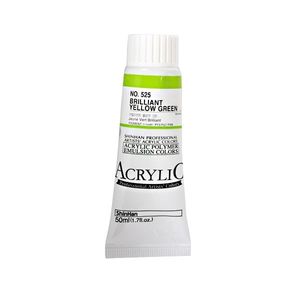 Акрилни бои ARTISTS' ACRYLIC Акрилна боя ARTISTS' ACRYLIC, 50 ml, Brilliant Yellow Green