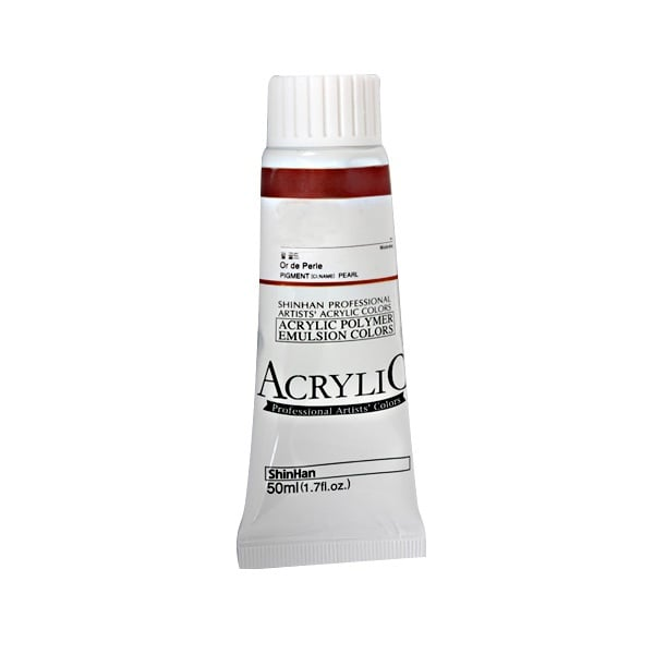 Акрилни бои ARTISTS' ACRYLIC Акрилна боя ARTISTS' ACRYLIC, 50 ml, Brown Red