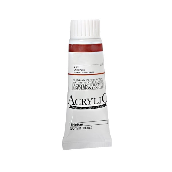 Акрилни бои ARTISTS' ACRYLIC Акрилна боя ARTISTS' ACRYLIC, 50 ml, Burnt Sienna