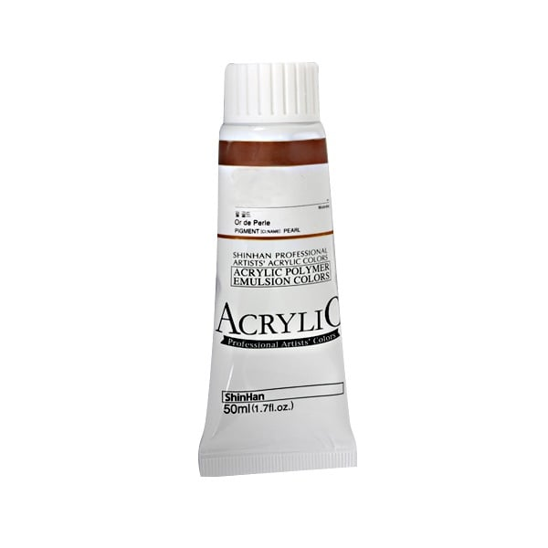 Акрилни бои ARTISTS' ACRYLIC Акрилна боя ARTISTS' ACRYLIC, 50 ml, Burnt Umber