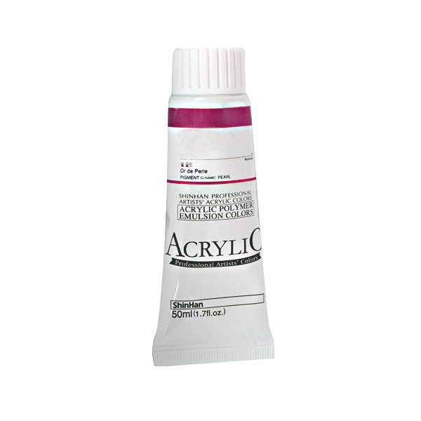 Акрилни бои ARTISTS' ACRYLIC Акрилна боя ARTISTS' ACRYLIC, 50 ml, Compose Rose