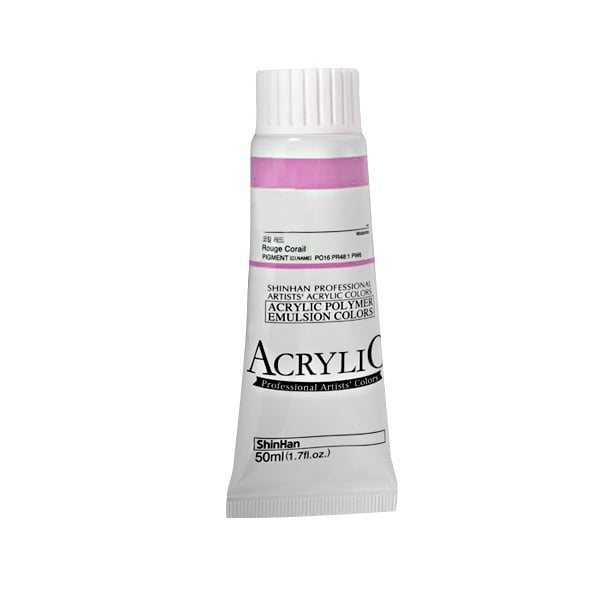 Акрилни бои ARTISTS' ACRYLIC Акрилна боя ARTISTS' ACRYLIC, 50 ml, Lilac