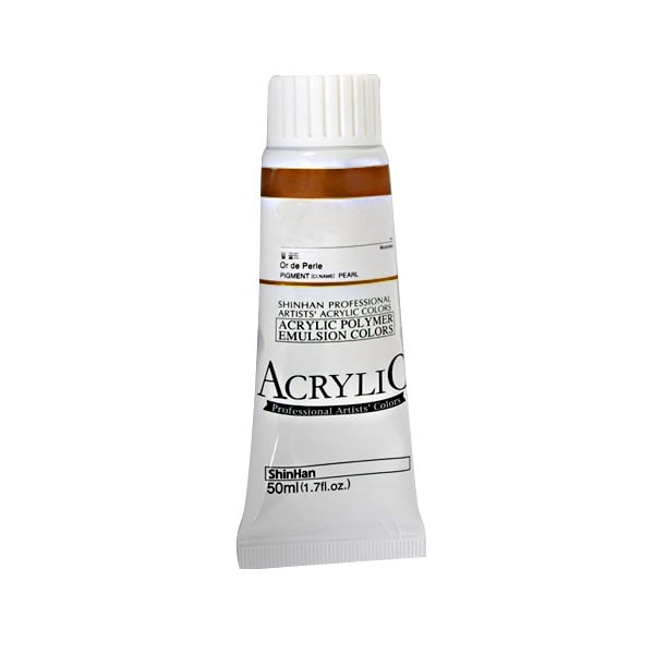 Акрилни бои ARTISTS' ACRYLIC Акрилна боя ARTISTS' ACRYLIC, 50 ml, Raw Sienna