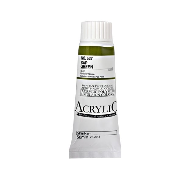Акрилни бои ARTISTS' ACRYLIC Акрилна боя ARTISTS' ACRYLIC, 50 ml, Sap Green