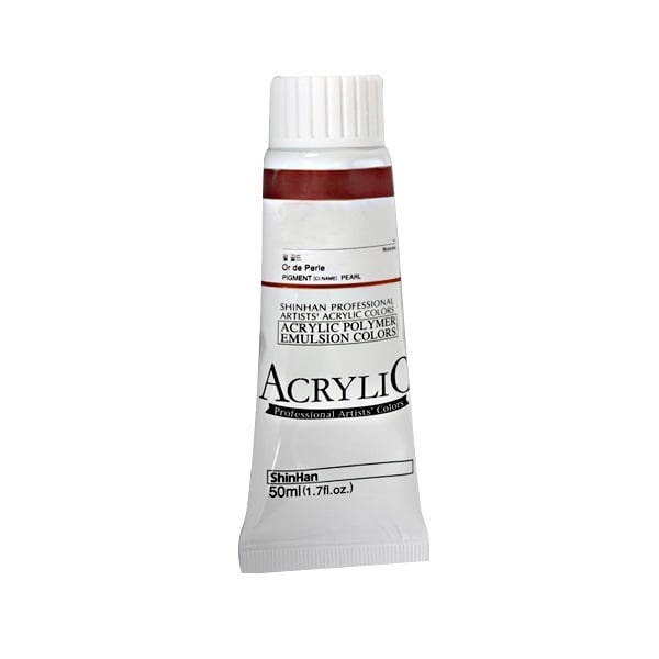 Акрилни бои ARTISTS' ACRYLIC Акрилна боя ARTISTS' ACRYLIC, 50 ml, Vandyke Brown