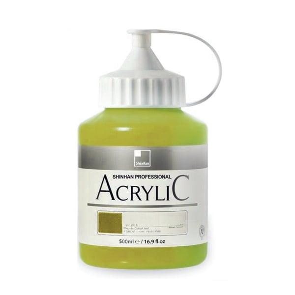 Акрилни бои ARTISTS' ACRYLIC Акрилна боя ARTISTS' ACRYLIC, 500 ml, Gold