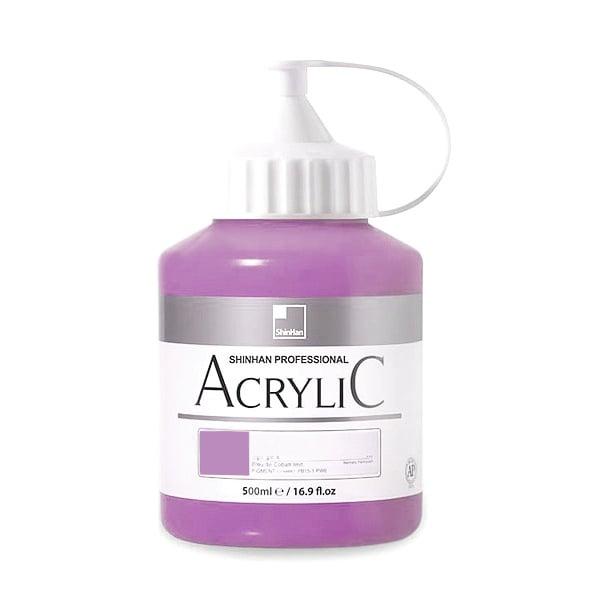 Акрилни бои ARTISTS' ACRYLIC Акрилна боя ARTISTS' ACRYLIC, 500 ml, Lilac