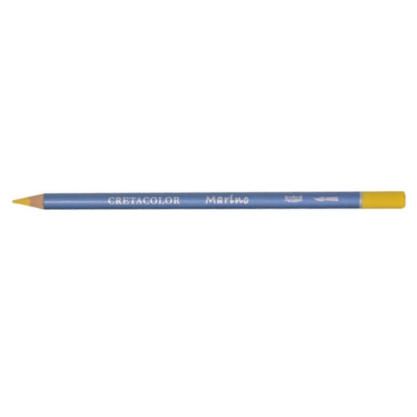 Акварелни моливи CretaColor, MARINO Акварелен молив CretaColor, MARINO, 1бр., Cadmium Yellow