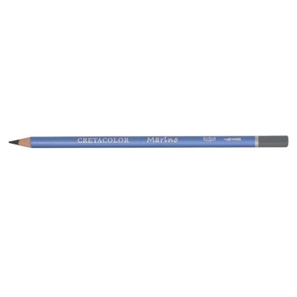 Акварелни моливи CretaColor, MARINO Акварелен молив CretaColor, MARINO, 1бр., Dark Gray