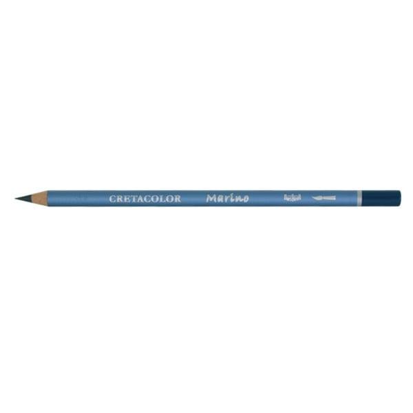 Акварелни моливи CretaColor, MARINO Акварелен молив CretaColor, MARINO, 1бр., Indigo