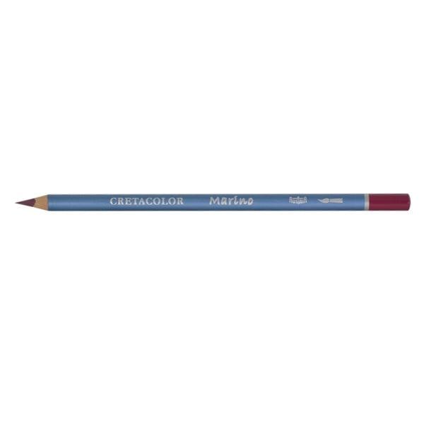 Акварелни моливи CretaColor, MARINO Акварелен молив CretaColor, MARINO, 1бр., Madder Carmine
