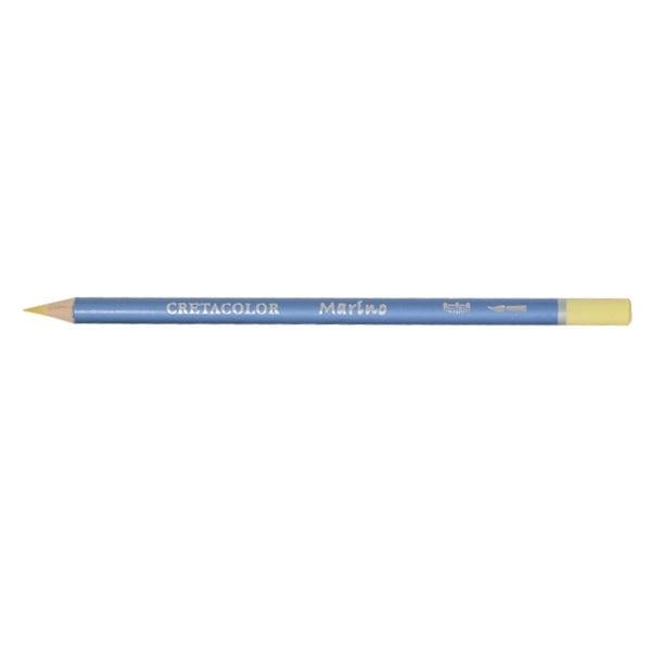 Акварелни моливи CretaColor, MARINO Акварелен молив CretaColor, MARINO, 1бр., Naples Yellow