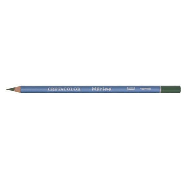 Акварелни моливи CretaColor, MARINO Акварелен молив CretaColor, MARINO, 1бр., Olive Brown