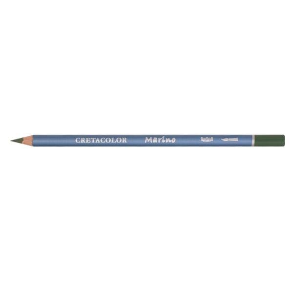 Акварелни моливи CretaColor, MARINO Акварелен молив CretaColor, MARINO, 1бр., Olive Green