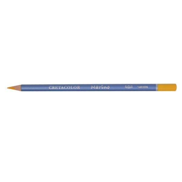 Акварелни моливи CretaColor, MARINO Акварелен молив CretaColor, MARINO, 1бр., Permanent Dark