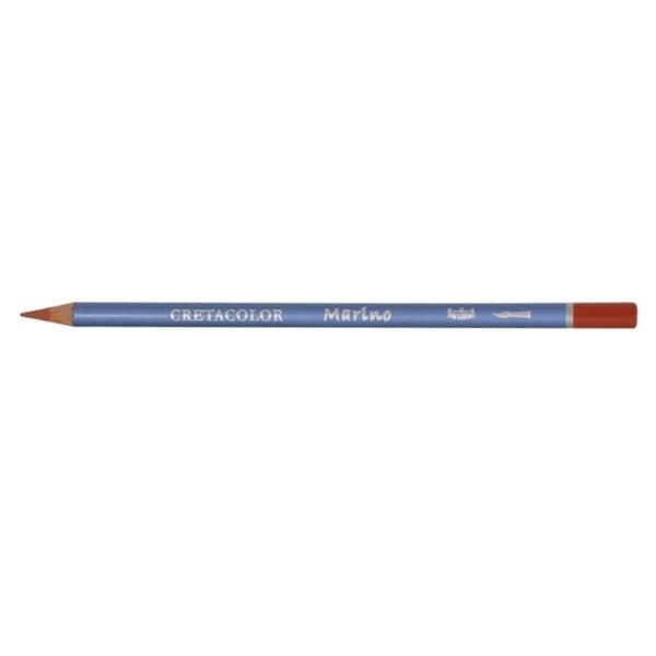 Акварелни моливи CretaColor, MARINO Акварелен молив CretaColor, MARINO, 1бр., Permanent Red