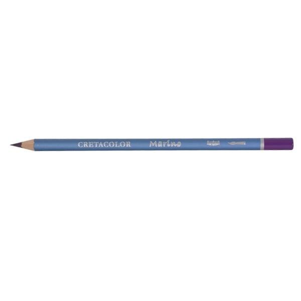 Акварелни моливи CretaColor, MARINO Акварелен молив CretaColor, MARINO, 1бр., Violet