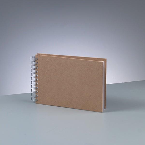 Албум за скрапбукинг Албум за скрапбукинг, A 5, 21 х 15 cm, 25 стр., 190 g/m²
