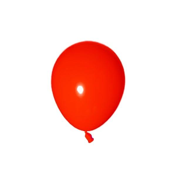 Балони кръгли, 10 бр. Балони кръгли, ф 30 cm, 10 бр., червен