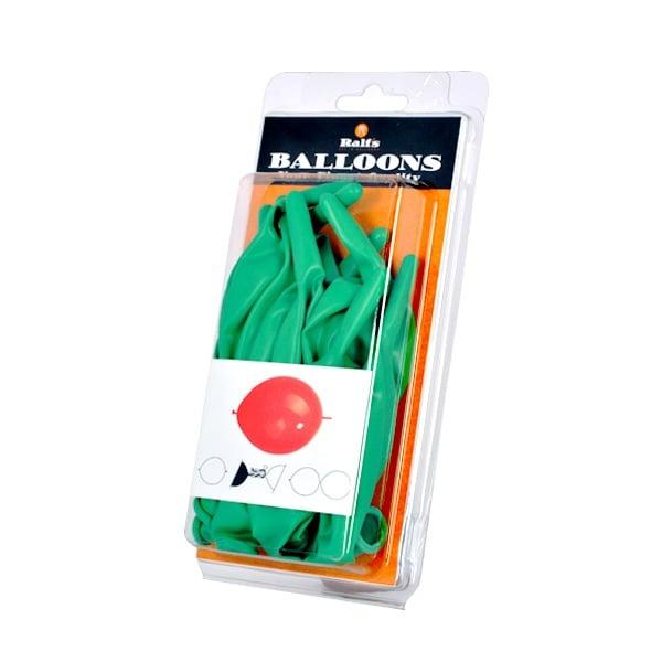 Балони Link-O-Loon, 10 бр. Балони Link-O-Loon, ф 30 cm, 10 бр., зелен