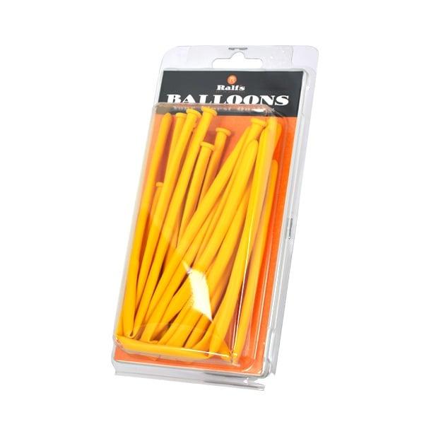 Балони за моделиране, Typ 260, ф 5 x 150 cm, 10 бр. Балони за моделиране, Typ 260, ф 5 x 150 cm, 10 бр., жълт