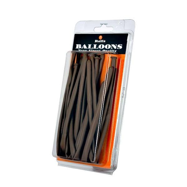 Балони за моделиране, Typ 260, ф 5 x 150 cm, 10 бр. Балони за моделиране, Typ 260, ф 5 x 150 cm, 10 бр., кафяв