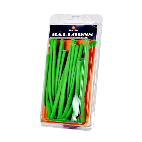 Балони за моделиране, Typ 260, ф 5 x 150 cm, 10 бр. Балони за моделиране, Typ 260, ф 5 x 150 cm, 10 бр., светло зелен