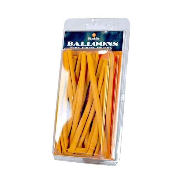 Балони за моделиране, Typ 260, ф 5 x 150 cm, 10 бр. Балони за моделиране, Typ 260, ф 5 x 150 cm, 10 бр., тъмно жълт