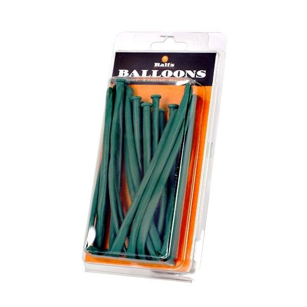 Балони за моделиране, Typ 260, ф 5 x 150 cm, 10 бр. Балони за моделиране, Typ 260, ф 5 x 150 cm, 10 бр., тъмно зелен