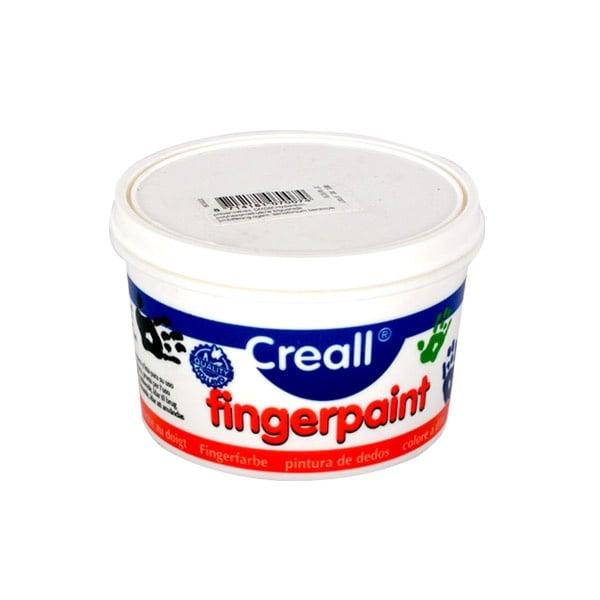 Боички за рисуване с ръце CREALL, 340 ml Боички за рисуване с ръце CREALL, 340 ml, бяла