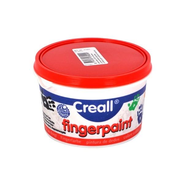 Боички за рисуване с ръце CREALL, 340 ml Боички за рисуване с ръце CREALL, 340 ml, червена