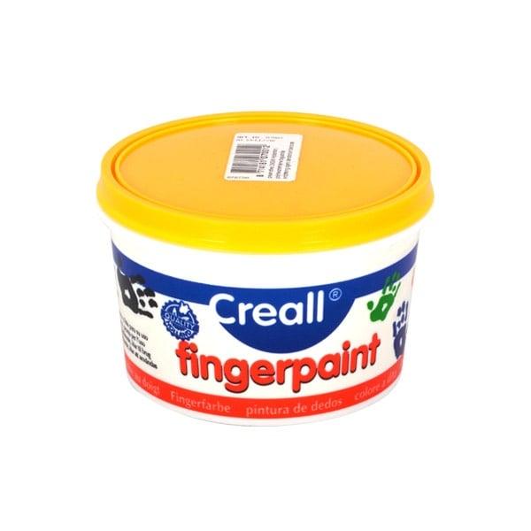 Боички за рисуване с ръце CREALL, 340 ml Боички за рисуване с ръце CREALL, 340 ml, жълта