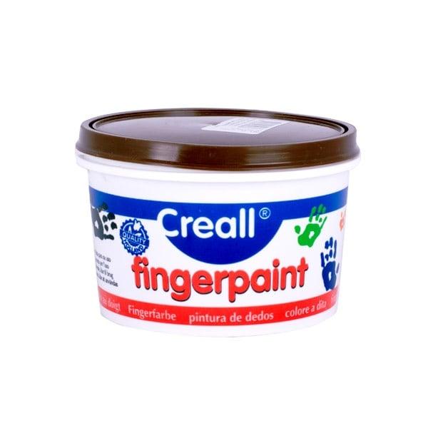 Боички за рисуване с ръце CREALL, 340 ml Боички за рисуване с ръце CREALL, 340 ml, кафява