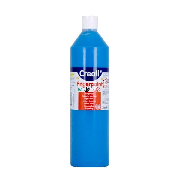 Боички за рисуване с ръце CREALL, 750 ml Боички за рисуване с ръце CREALL, 750 ml, синя