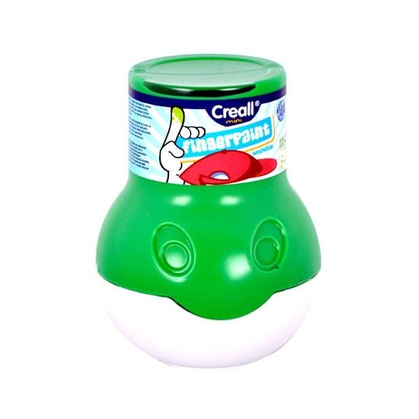 Боички за рисуване с ръце CREALL Mini, 500 ml Боички за рисуване с ръце CREALL Mini, 500 ml, зелена
