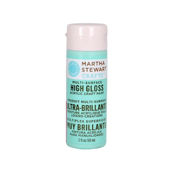 Акрилни бои Martha Stewart, 59 ml, гланц Боя акрилна Martha Stewart, 59 ml, гланц, beach glass