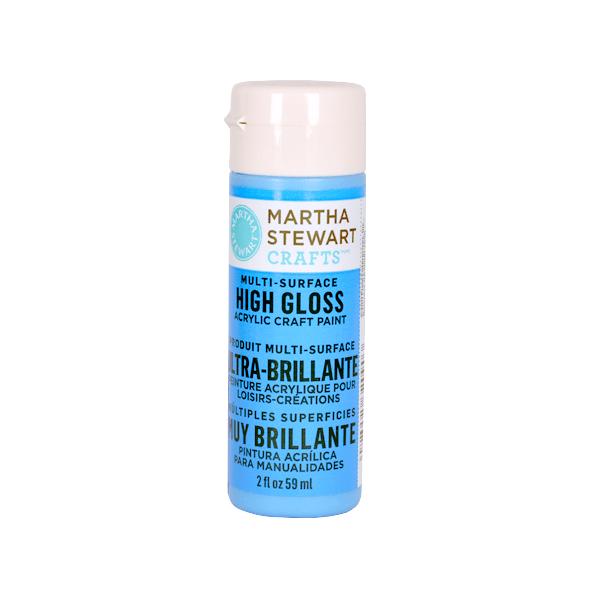 Акрилни бои Martha Stewart, 59 ml, гланц Боя акрилна Martha Stewart, 59 ml, гланц, blue calico