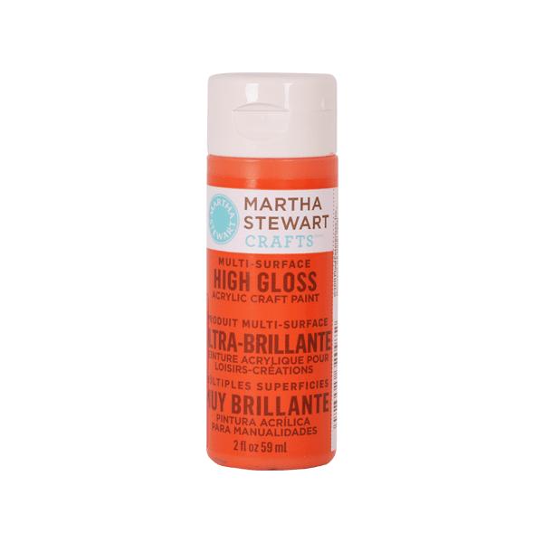 Акрилни бои Martha Stewart, 59 ml, гланц Боя акрилна Martha Stewart, 59 ml, гланц, geranium
