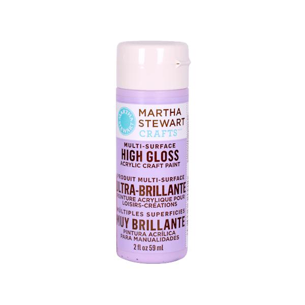 Акрилни бои Martha Stewart, 59 ml, гланц Боя акрилна Martha Stewart, 59 ml, гланц, hydrangea purple