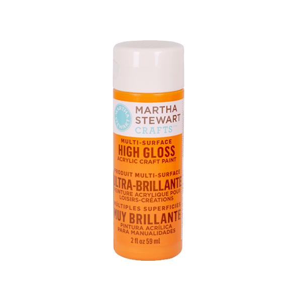 Акрилни бои Martha Stewart, 59 ml, гланц Боя акрилна Martha Stewart, 59 ml, гланц, marmalade
