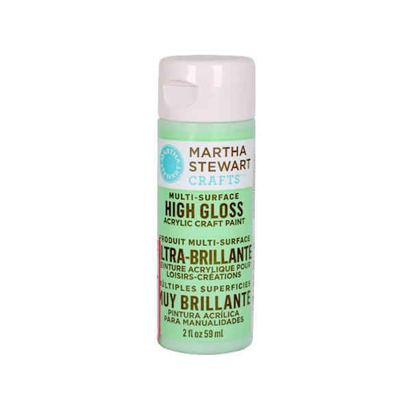 Акрилни бои Martha Stewart, 59 ml, гланц Боя акрилна Martha Stewart, 59 ml, гланц, pea shoot