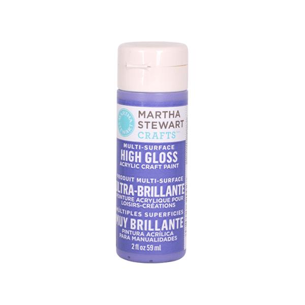 Акрилни бои Martha Stewart, 59 ml, гланц Боя акрилна Martha Stewart, 59 ml, гланц, purple yam