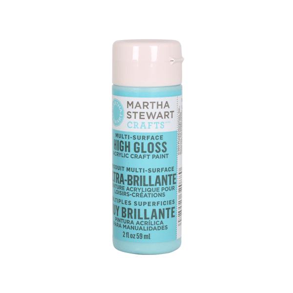 Акрилни бои Martha Stewart, 59 ml, гланц Боя акрилна Martha Stewart, 59 ml, гланц, surf